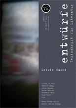 entwürfe 72, Katja Bohnet